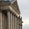 Reichstag Pillars by Christiane Schulze Art And Photography