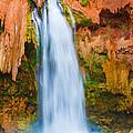 Relaxing Falls by Nicholas  Pappagallo Jr