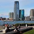 Relaxing Weekend On New York Harbor by Dan Sproul