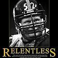 Relentless Mike Webster by Retro Images Archive