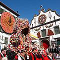 Religious Festival In Azores by Gaspar Avila