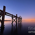 Remaining Pilings by Michael Ver Sprill