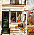 Remembering When- Porches Art by Lourry Legarde