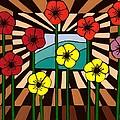 Remembrance Poppy by Barbara St Jean