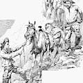 Remington Cowboys, 1887 by Granger