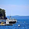 Remington Lobster Boat by Tara Potts