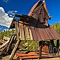 Remnants Of The Colorado Gold Rush by Adam Jewell