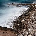 Remote Beach Scene by Joe Belanger