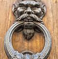 Renaissance Door Knocker by Melany Sarafis
