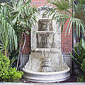 Renaissance Style Water Fountain by Jit Lim