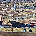 Reno Races 3 by John Saunders