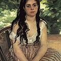 Renoir, Pierre-auguste 1841-1919. In by Everett