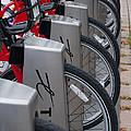 Rental Bikes by Bianca Nadeau