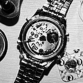 Replacing The Battery In A Metal Band Wrist Watch by Joe Fox