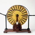 Replica Of Wimshurst Machine by Dorling Kindersley/uig
