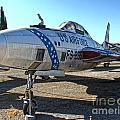 Republic Thunderflash Rf-84k - 02 by Gregory Dyer