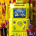 Rescue Robot by Garry Gay