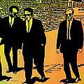 Reservoir Dogs by Dan Sproul