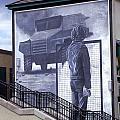 Derry Mural Resistance by Nina Ficur Feenan