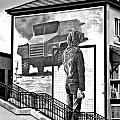 Resistance Mural In Derry by Nina Ficur Feenan