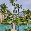Resort In Dominican Republic by Amel Dizdarevic