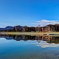 Resort Reflections 2 by John Greaves
