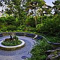 Respite - Carl Schurz Park 2 - Manhattan - New York by Madeline Ellis