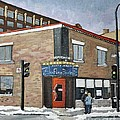 Restaurant A La Fine Pointe by Reb Frost