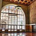 Restaurant In Los Angeles Union Station by Richard Cheski