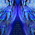 Psalm 91 Wings by Constance Woods