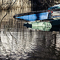 Resting Boats by Alfio Finocchiaro