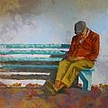 Resting by Yvonne Ankerman