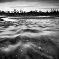 Restless River II by Davorin Mance