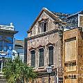 Restoration Work On King Street by Dale Powell
