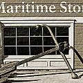 Restored Maritime Store by Holly Blunkall