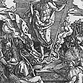 Resurrection by Albrecht Duerer