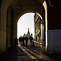 Resurrection Gate by Alexander Senin