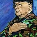 Ret Command Sgt Major Kittleson by Jon Kittleson
