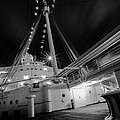 Retired Queen Mary Upper Deck by Jerome Obille