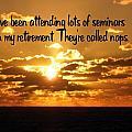 Retirement by Gary Wonning