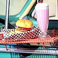 Retro Diner. by Oscar Williams