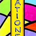 Retro Icon by Jim Harris