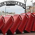 Retro Telephone Boxes by Corinna Hardware
