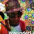 Retro Wounderland by Alexander Ladd