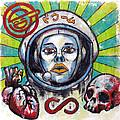 Return Of The Astro-goth by Matthew Martnick