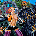 Return Of The Living Dead by Jose Mendez