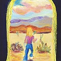 Returning To Arizona by Suzanne  Marie Leclair