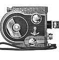 Revere 8 Movie Camera by Jon Woodhams