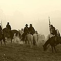 Reviewing The Troops I - Perryville Ky by Thia Stover