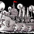 Revolutionary Ship by Vitaliy Gonikman